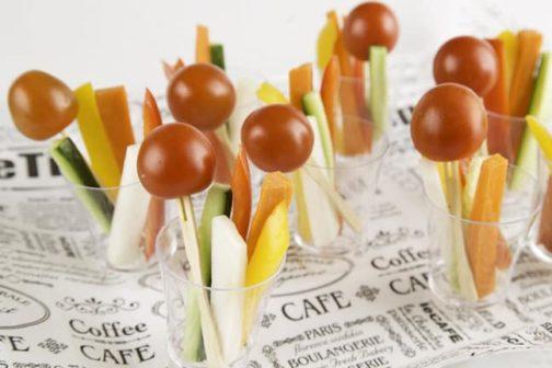 כוסיות מקלות ירקות | טייסטפולי