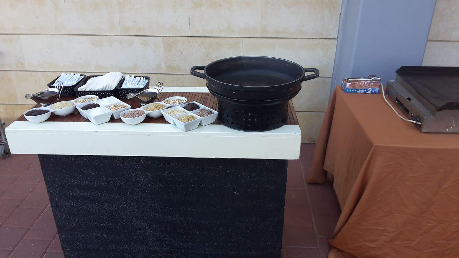 דוכני אוכל   טייסטפולי